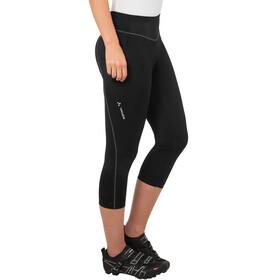 VAUDE Active 3/4 Pants Dame black uni